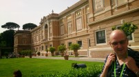 Vaticanstadt in Rom